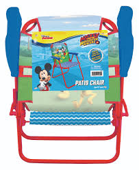Mickey Mouse Lawn Chair by Disney Mickey And Minnie Patio Chairs Toys