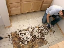 Hit The Floor Network - how to install a tile floor inset how tos diy