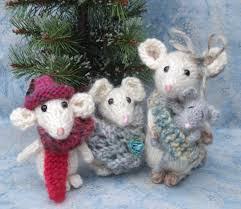 christmas mouse family cute stuff i wanna make pinterest