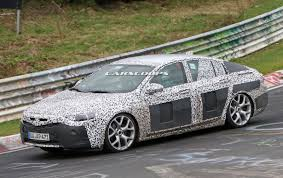 2018 opel insignia wagon first look at 2017 opel insignia u0026 2018 buick regal u0027s interior