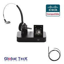 Cisco Desk Phone Cisco Phone Compatible Jabra Pro 9470 Bundle With Ehs Remote