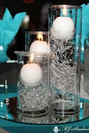 silver centerpieces stylish silver wedding centerpieces wedding guide