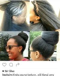 crochet braid ponytail beautiful bun with curly bangs new2natural hairstyles fro s
