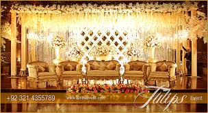 tulips event best themed wedding planner flower stage decoration