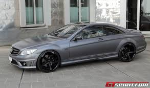 mercedes cl600 amg price mb cl65 amg special grey one edition matte paint so