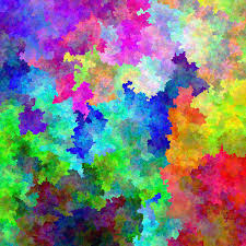 plotting rgb spectrum as 2 d color matrix stack overflow
