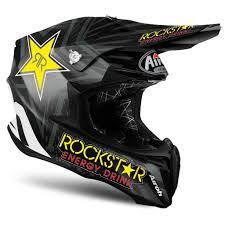 661 motocross helmet airoh twist team rockstar matt motocross mx helmet matt gardiner