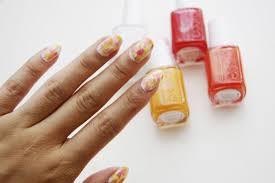 fun size beauty manimonday impressionist monet nail art ft