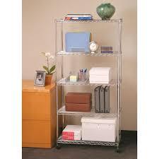Seville Classics Office Desk Organizer by Seville Classics 5 Shelf Shelving Systems Walmart Canada