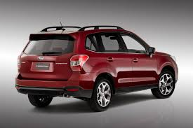 subaru forester 2017 official refreshed 2017 subaru forester images and details leaked