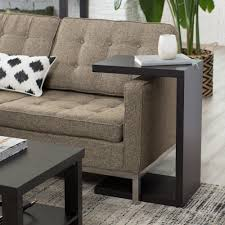 Livingroom End Tables End Table Small Space Solutions Pinterest Living Rooms Room