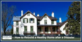 Carolina Homes How To Rebuild A Healthy Home After A Disaster Charlotte Homes