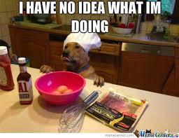 Baking Meme - baking dog by twichkid123 meme center