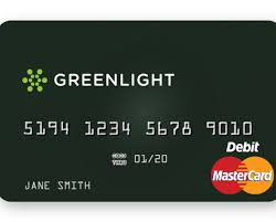free debit cards try greenlight kids debit card free for 30 days and receive 20
