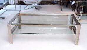 glass and steel coffee table design ideas stai thippo