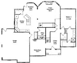 first floor master bedroom floor plans outstanding house plans with first floor master photos best