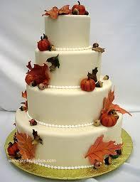 fall wedding cakes fall wedding cake fall wedding cakes