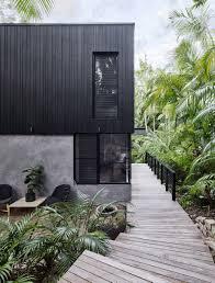 coastal house modern coastal house nestled in the lush australian rainforest