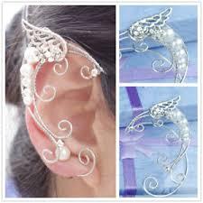 s ear cuffs 1 pair elven ear cuffs filigree fairy ear cuffs