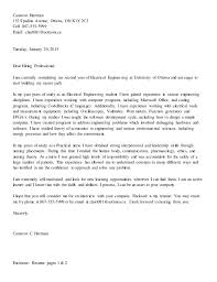 what should be in a good cover letter cover letters should