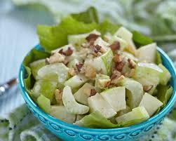 cuisiner le celeri recette salade de céleri branche