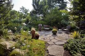 Front Yard Landscaping Ideas Without Grass No Mow Masterpiece Ann Frogge Redesigned Her Front Yard Without