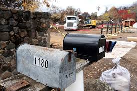homes gone mail now collects at the napa post office local news