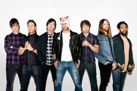 5 up photo album maroon 5 really up the title of their new album and oh my god