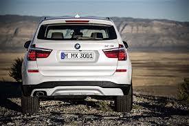 2015 bmw x3 reviews and rating motor trend