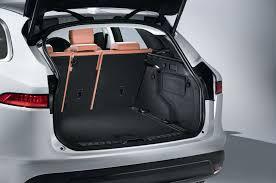 lexus suv boot space 2017 jaguar f pace review