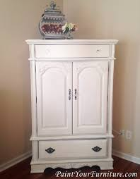 Painted Armoire Furniture Hand Me Down Armoire To Entertainment Center Painted Furniture