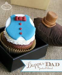 sweet father u0027s day with cupcakes