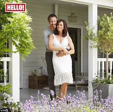 Blind Date Uncensored Videos Andrea Mclean Poses With Boyfriend Nick Feehey As She Reveals How