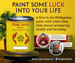 Feng Shui Paint Some Luck In Your Life With Feng Shui Paint A Taste Of