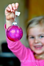beautiful watercolor ornaments make gifts
