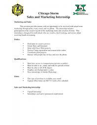 cover letter marketing example internship cover letter marketing gallery cover letter sample