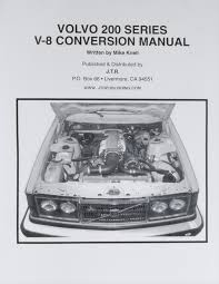 jaguars that run volvo 200 series v8 conversion manual vol200