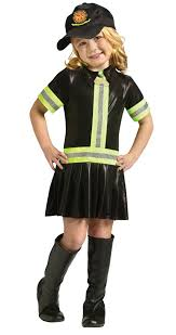 Toddler Halloween Costumes Girls U0027s Firefighter Costume Kids Costumes