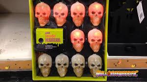 dreadful deadheads skull lights asda halloween 2013 youtube