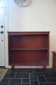 tranquil bookcase with velvet finishes paint
