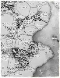 Map Of Countries Black And White Map Of Countries For Fantasy Book Feed The