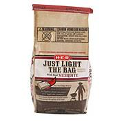 Kingsford Match Light H U2011e U2011b Light The Bag Charcoal Mesquite U2011 Shop Charcoal At Heb