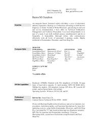Technical Resume Example by 100 Resume Samples Paralegal Education On Resume No Degree