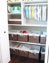 dressing chambre bebe rangement pour une chambre de bébé dressing http m habitat