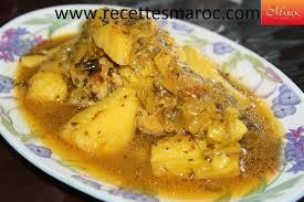 cuisiner le navet recette tajine de poulet aux navets recettes maroc