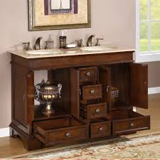 54 Bathroom Vanity Double Sink Collection In 48 Inch Double Vanity And 54 Bathroom Vanity Double