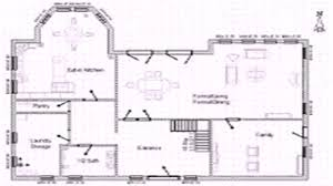 dimensioned floor plan floor plan standard dimensions youtube