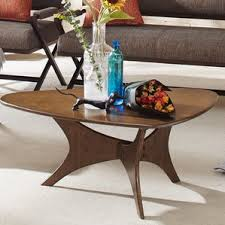 ink ivy blaze brown triangle wood side table popular choice for clyde coffee table by george oliver customer reviews