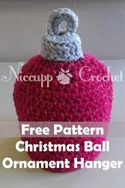 119 best christmas crochet images on pinterest crochet ideas