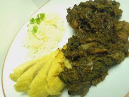 chou cuisine my haitian kitchen legumes epinard chou berejèn militon a vyann